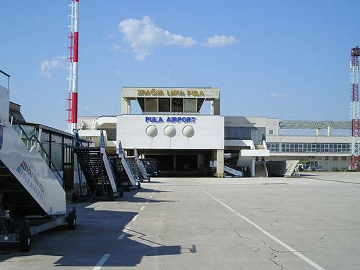Pula Airport Croatia