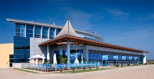 Zadar Airport Bus Station